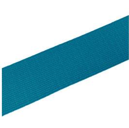 Hochwertiges Gummiband, beidseitig verwendbar, vier Farben, 40 mm breit, 1 Meter