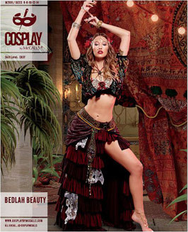 Bedlah Beauty 2106 - Cosplay Schnittmuster