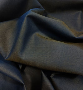 Reduziert, Hemdenstoff, Changeant, navy-goldgelb, 50 cm