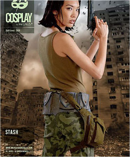 Stash 2071 - Cosplay Schnittmuster