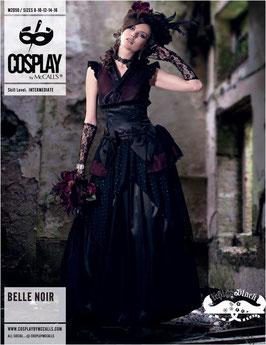 Belle Noir 2050 - Cosplay Schnittmuster