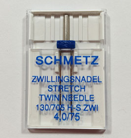 Angebot - Nähmaschinen Zwillingsnadel, Schmetz, 130/705 H, Stärke 75, 1 Stück