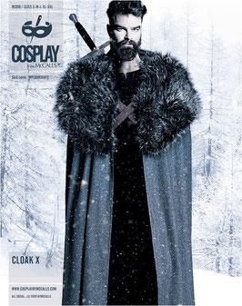 Cloak X 2016 - Cosplay Schnittmuster
