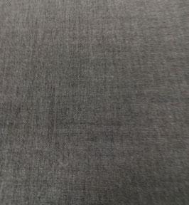 Reduziert, Hemdenstoff, Chambrey, schwarz-grau, 50 cm