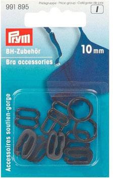 BH-Zubehör für Träger, 10 mm, Farbe schwarz