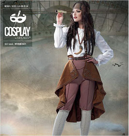 Wayfaress 2085 - Cosplay Schnittmuster