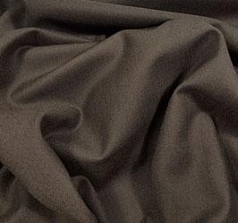 Reduziert, Flanell, khaki-braun, 50 cm