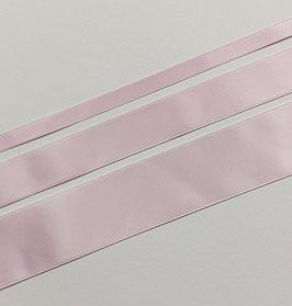 Satinband Luxe, 100% Polyester, mehrere Breiten, flieder 13, 1 Meter