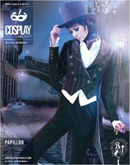Papillon 2084 - Cosplay Schnittmuster