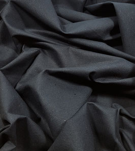 Reststück, Bouretteseide, Webstoff, schwarz