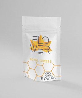 Flowerfarm ROYAL CHEESE 1G. 20%cbd 0,5%thc INDOOR