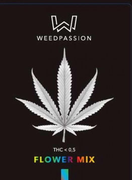 WEEDPASSION FLOWERMIX 5G. (TRINCIATO MISTO TOP QUALITY)