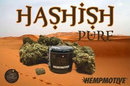 HEMPMOTIVE PURE RESINE 2g 11%cbd 0.5% thc (hash)