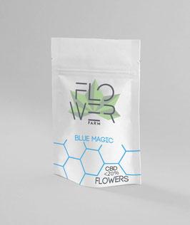 Flowerfarm BLUE MAGIC 1G. 10% cbd 0,5% thc INDOOR
