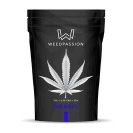 Weedpassion Therapy 25% cbd