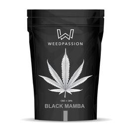 Weedpassion Black Mamba 28% cbd
