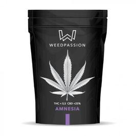 WeedPassion AMNESIA 25%cbd 0,5%thc INDOOR