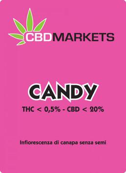 CBDMARKETS CANDY 1g. 20%cbd 0,5%thc