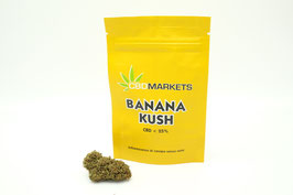 Cbdmarkets Banana Kush 25% cbd