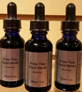 Prime Time Facial Serum - 30ml