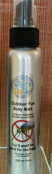 Outdoor Fun Body Mist - 50% OFF!