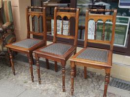 Jugendstil Stühle, ca.1910