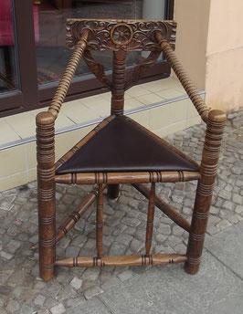 Eiche Armlehnstuhl Antik Altenländer Worpsweder
