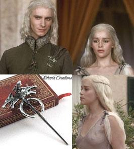 Spilla Targaryen