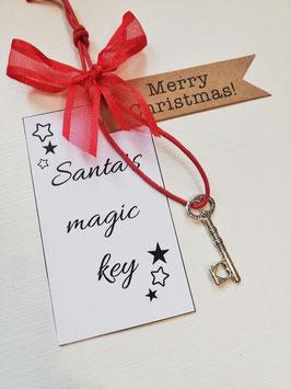 Chiave Magica per Babbo Natale