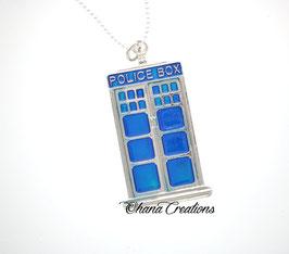 Collana Police Box Blu Doctor Who