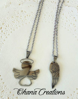 Coppia angelo e ala