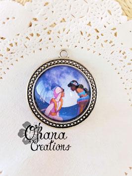 Collana Aladdin e Jasmine