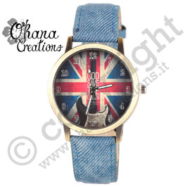 Bandiera inglese Jeans