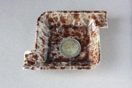 Kleiner 50s Aschenbecher Keramik   ceramic ashtray Retro