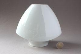 Fürstenberg | weiße Op-Art Vase | Vintage porcelain vase | white flower vase 60s, 70s | made in West-Germany