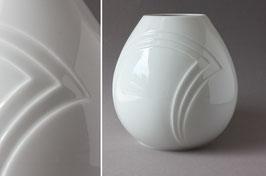 AK Kaiser Vase Vintage   weiße Porzellanvase   Porcelain Vase