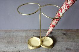 Schirmständer Vintage 2 Loops  Vintage / umbrella stand Midcentury
