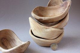 13 cm Olivenholz Schale oval / bowl olive wood