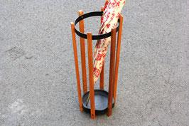Runder Schirmständer im dänischen Stil Midcentury   umbrella stand holder 50s, 60s