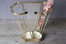 Schirmständer Vintage im Matégot Stil | 50s, 60s Umbrella Stand