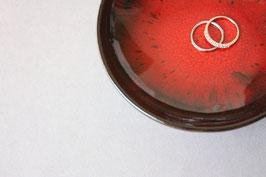 Kleine Schale aus Keramik Vintage | ceramic bowl | handmade  Schälchen | Schmuckschale | Seifenschale | Aschenbecher