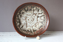 Fat Lava große Schale Vintage / 60s 70s large bowl West German Pottery