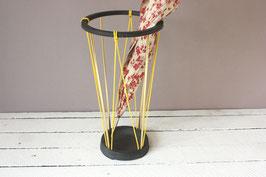 Runder Schirmständer Vintage / umbrella stand 50s 60s
