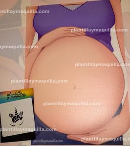 Tapete de practicas embarazada Carol