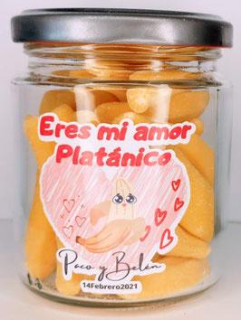 Tarrito Eres mi amor Platánico