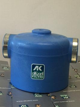 Testata di ricambio per filtri media e alta portata