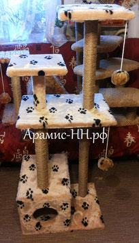 67. Домик для кошек Амни (домик снизу)