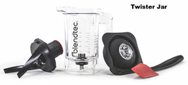 Blendtec 800 Spezial-Sets + Drei Smoothie-Bücher + Nussmilchbeutel