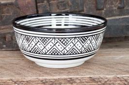 Moroccan Bowl Black&White  (1)