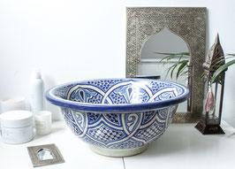 Washbasin 'Blues' - Large